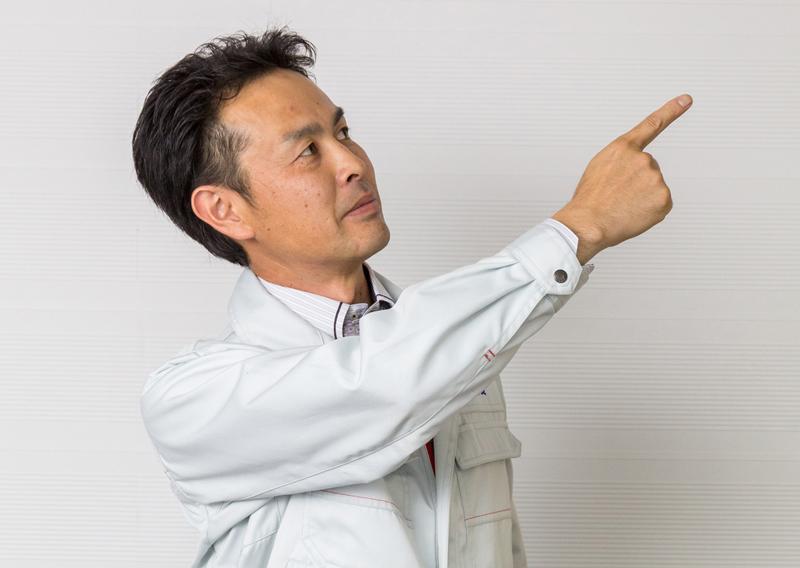 八千代の塗り替え・菅野建装_職人イメージ
