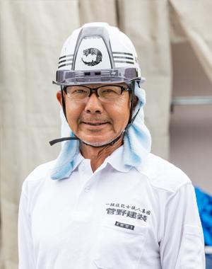 菅野建装_スタッフ