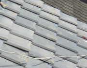 屋根のズレ